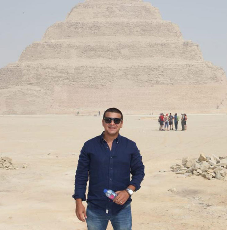 Ahmed El Dezwie