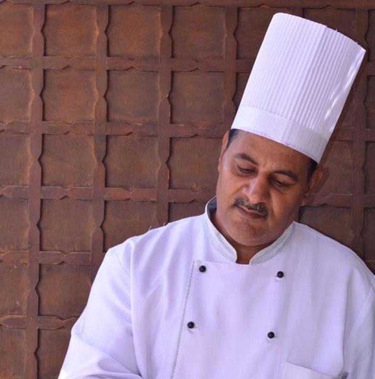 Chef Salah