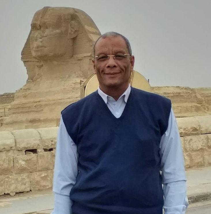 Hamdy Abo Mahmoud